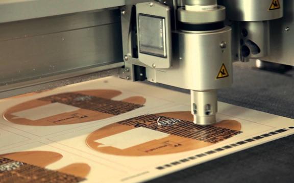 Folieprint & Konturskæring